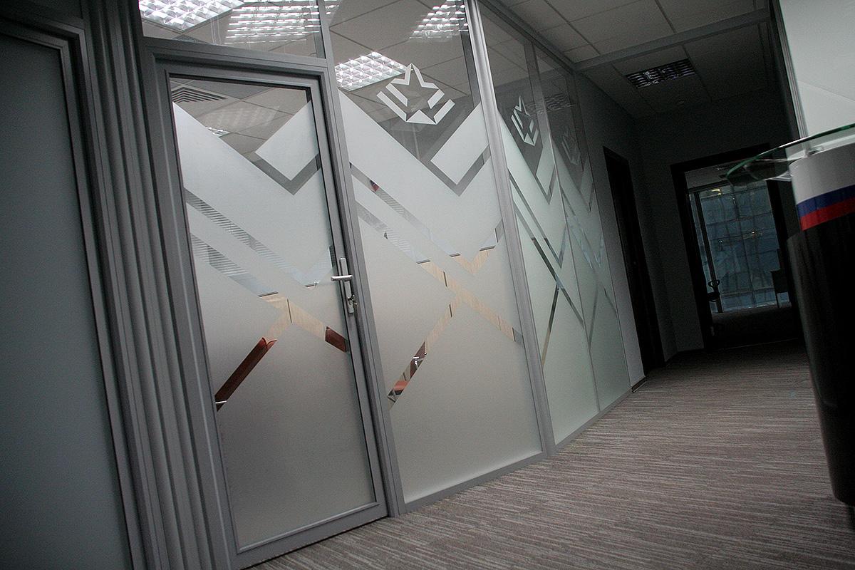 Стильный офис компании «Родина»