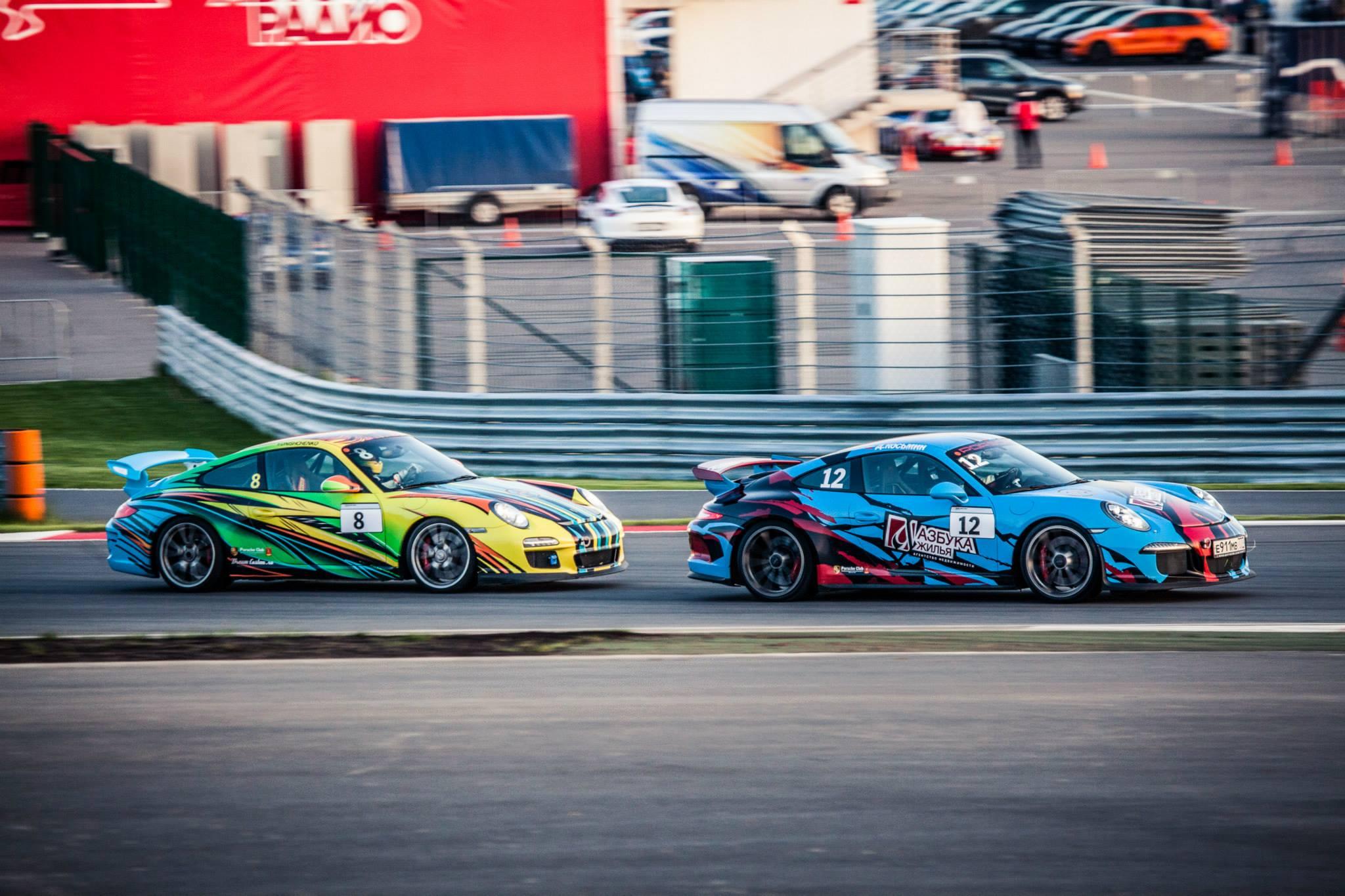 Porsche Sport Challenge 2015