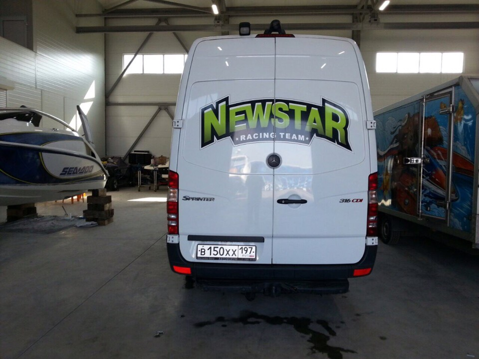 Racing Team «Newstar»